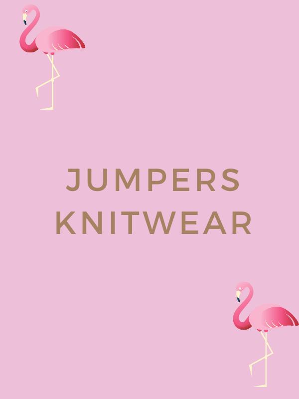 JUMPERS & KNITWEAR