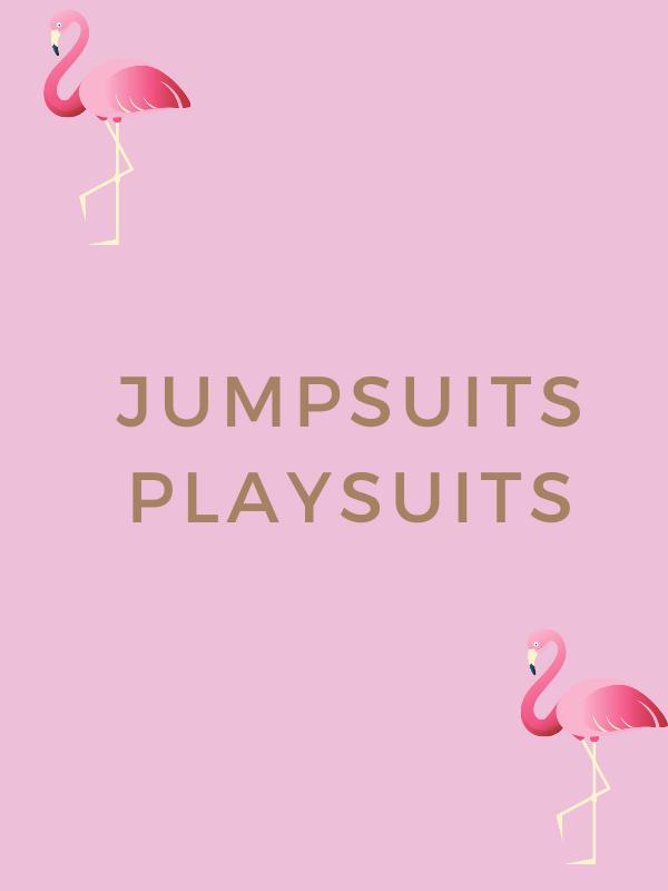 JUMPSUITS & PLAYSUITS  (14)
