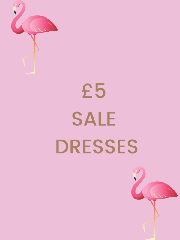 £5 SALE DRESSES