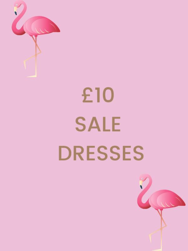 £10 SALE DRESSES (6)